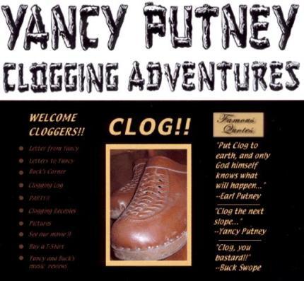 cloggingposter