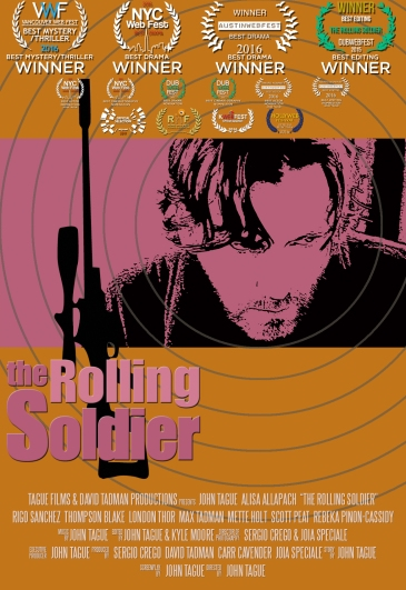 The Rolling Soldier Official Poster